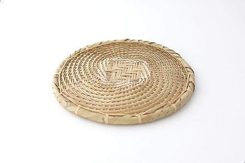 白竹 ざる盛皿 210R03