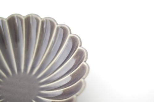 ブロッサム6寸鉢(紫)