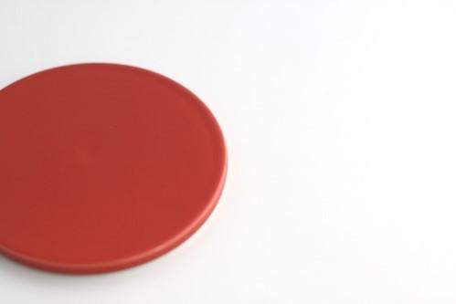 S&B Coaster red