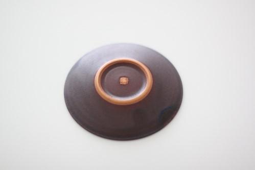copper 10cmプレート (パープル)