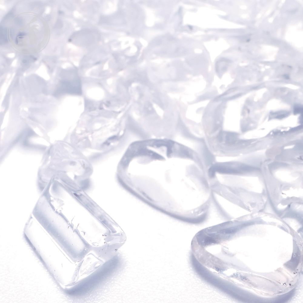 天然 水晶 クリスタル さざれ Mサイズ 約100g詰め 約5mm〜20mm