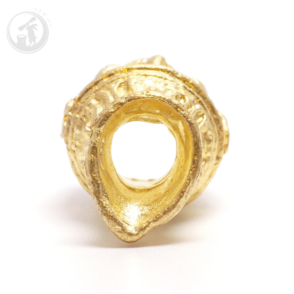 タイ 王国 製 神々しい ハーミット 禁欲 真鍮製 置物 お守り