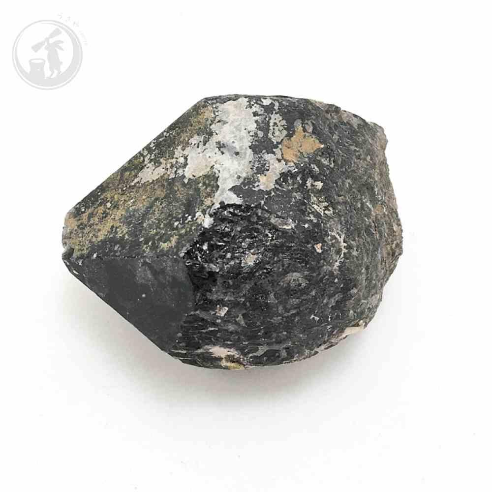 黒水晶(モリオン) 天然チベット産 約440g 原石 一点物 魔除け 最強石