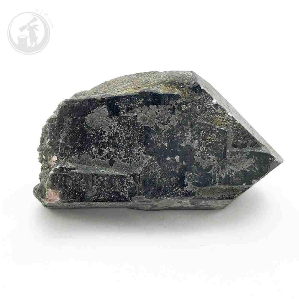 黒水晶(モリオン) 天然チベット産 約325g 原石 一点物 魔除け 最強石