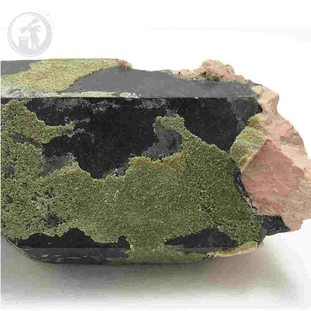 黒水晶(モリオン) 天然チベット産 約470g 原石 一点物 魔除け 最強石