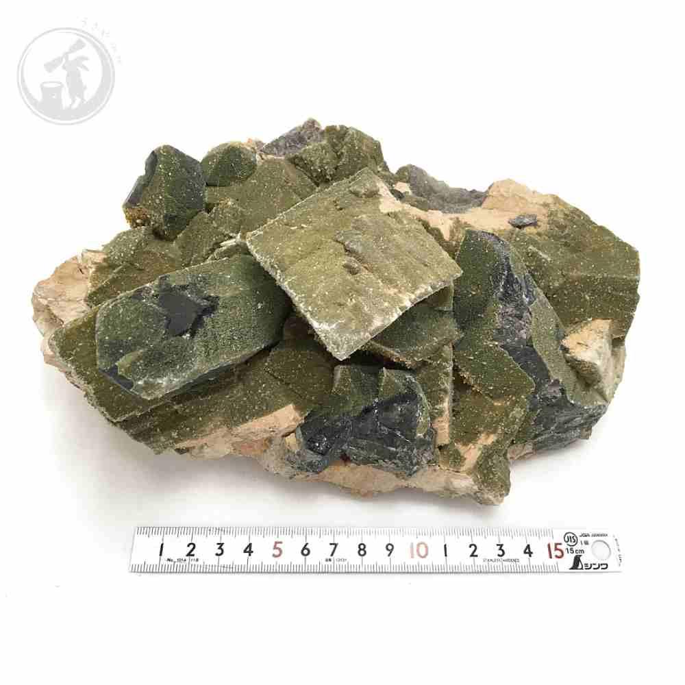 黒水晶(モリオン) 天然チベット産 約2300g 原石 一点物 魔除け 最強石