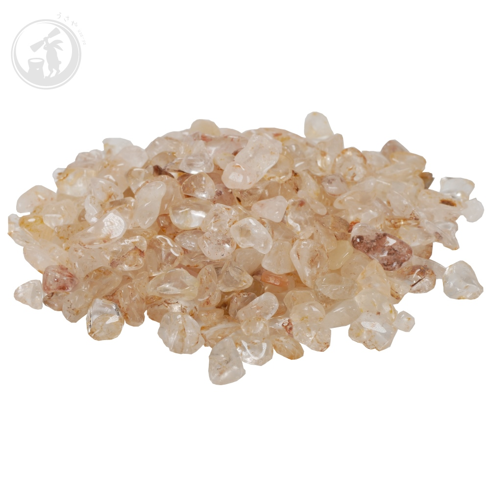 直輸入 マニカラン 水晶 サザレ 約100g