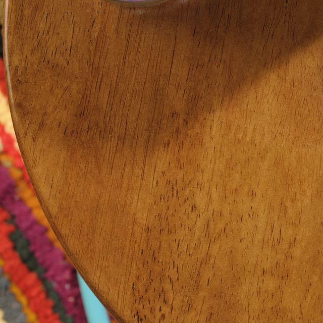 【見切品】 スツール サイドテーブル 丸 丸テーブル アクセントテーブル ナイトテーブル 組立済み ブルー 水色 メタル アイアン 金属製 パイプ 木製 アウトレット ランプテーブル 花台 家具 おしゃれ リビング 円形 丸型 モダン クラシック テイスト アメリカン Eden Rue 419