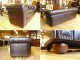 USA 輸入家具 3人掛け総本革ソファ チェスターフィールド Huntington 501 ヴィンテージブラウン