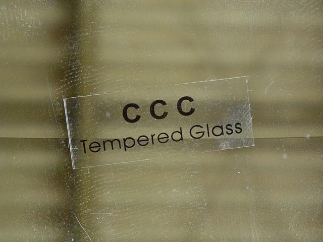 【 見切り品 在庫処分 】コンソールテーブル ガラス テーブル 半円 ソファテーブル ゴールド おしゃれ リビング ガラス天板 アンティーク調 高級 クラシック テイスト エレガント アウトレット アメリカン ランプテーブル T2114-75 Copia MAGNUSSEN