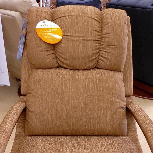 リクライニングチェア 布 リクライニングソファ 一人用 ソファ 無地 オットマン一体型 ソファー 一人掛け ロッキングチェア ロッキング 機能付 高級 おしゃれ オットマン アメリカン レイジーボーイ LAZBOY 532 Harbor Town