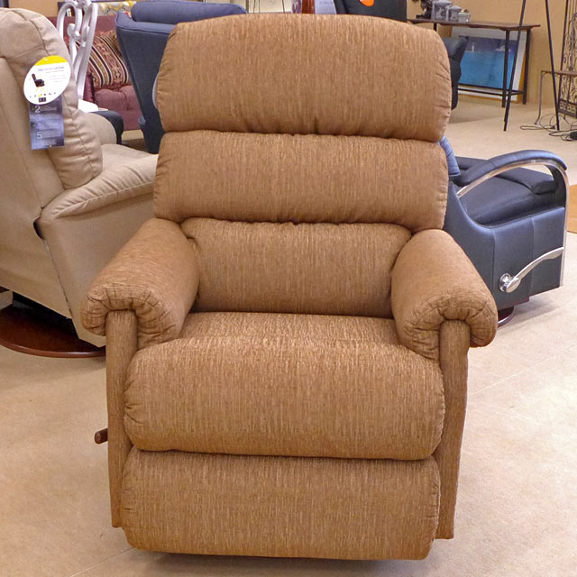 リクライニングチェア 布 リクライニングソファ 一人用 ソファ 無地 オットマン一体型 ソファー 一人掛け ロッキングチェア ロッキング 機能付 高級 おしゃれ オットマン アメリカン レイジーボーイ LAZBOY 505 RIALTO