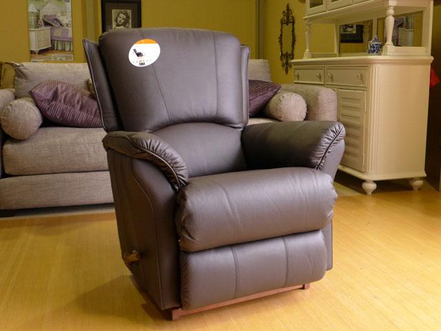 リラックスチェア MARTINI 501 ERIZABETH MOCHA 1人掛け 一人掛け 一人用 1人 リクライニングソファ リクライニングチェア パーソナルチェア チェア ソファ イス 椅子 おしゃれ 革 総本革 ロッキング リクライナー 1Pロッキングリクラ
