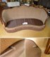 【 訳あり品 - 座面角ほつれあり 】3人掛けソファ 高級 クラシック テイスト アンティーク アメリカ 輸入 ブランド家具 3100-901 Upholstered Sofa Legacy