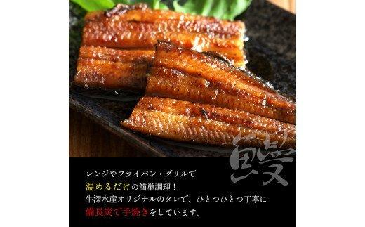 九州産うなぎの蒲焼