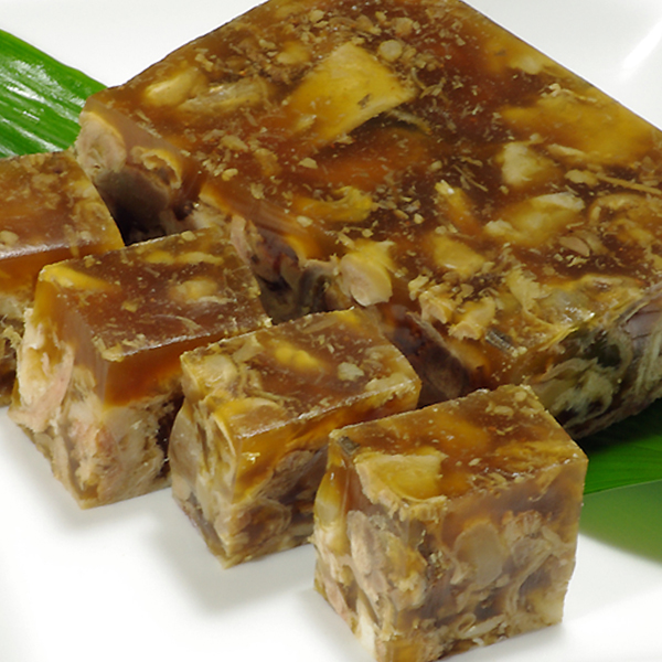 肉料理『うし源』 牛すじ肉の 煮こごり 300g