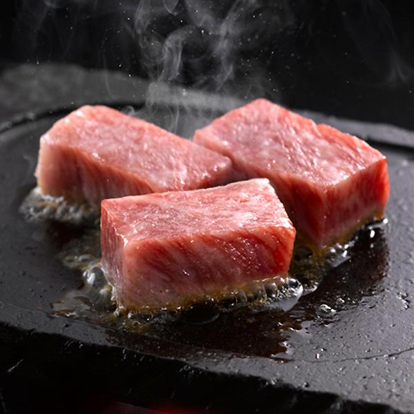 ギフト 大和榛原牛(黒毛和牛A5等級)シャトーブリアン ステーキ 150g×4枚 木製箱入り 送料無料 お中元 お歳暮 内祝い 冷蔵便