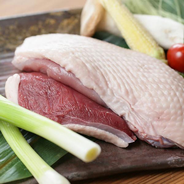 ヘルシー 鴨 ロース 正肉 300g カモ かも 国産 鴨肉 鴨鍋