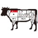 大和榛原牛(黒毛和牛A5等級)特選ロース 400g すき焼き用 木製ギフト箱入 送料無料 冷蔵便