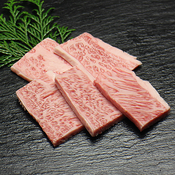 牛肉 A5 大和榛原牛 バラエティ焼肉セット 650g 牛カルビ:150g、牛バラ:150g、霜降りモモ肉:150g、豚とろ:200g、岩塩プレート、焼肉だれ:180cc 送料無料