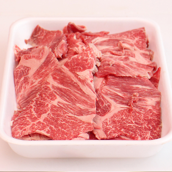 牛肉 切り落とし 黒毛和牛 大和榛原牛 A5 極上肉の切り落とし お買得な 400g  送料無料 冷凍便