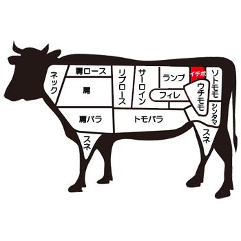 ギフト 大和榛原牛(黒毛和牛A5等級)とろ いちぼ ステーキ 150g×2枚 化粧箱入り 送料無料 お中元 お歳暮 内祝い 冷蔵便