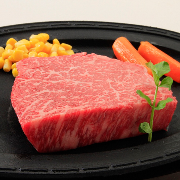 ギフト 大和榛原牛(黒毛和牛A5等級)長期低温熟成 赤身モモ ステーキ 150g×3枚 化粧箱入り 送料無料 お中元 お歳暮 内祝い 冷蔵便