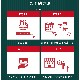クリスマス・生クリームデコレーション 6号(約18cm)【クリスマス店舗受取専用】:ケーキ