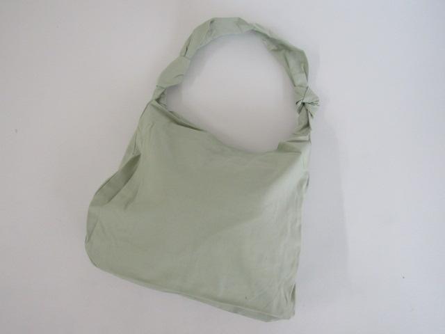 キャンバス丸型トートバッグ