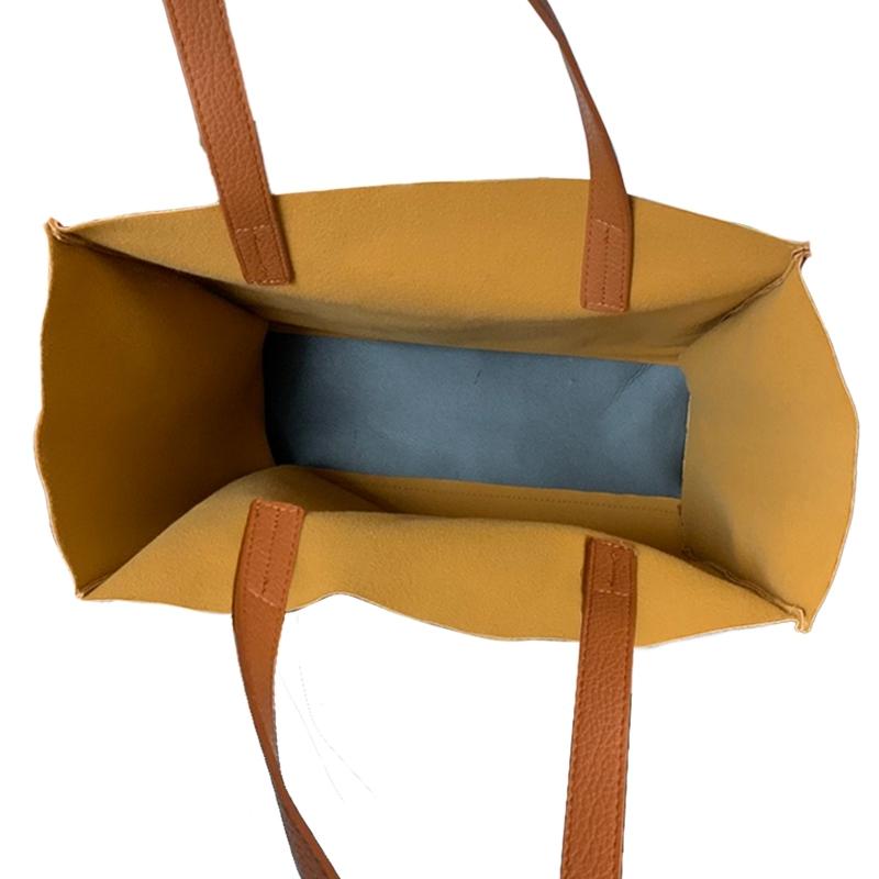 シンプルソフトトートバッグ