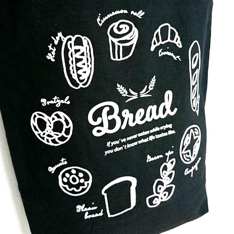 オリジナルキャンバストートバッグ(Bread)