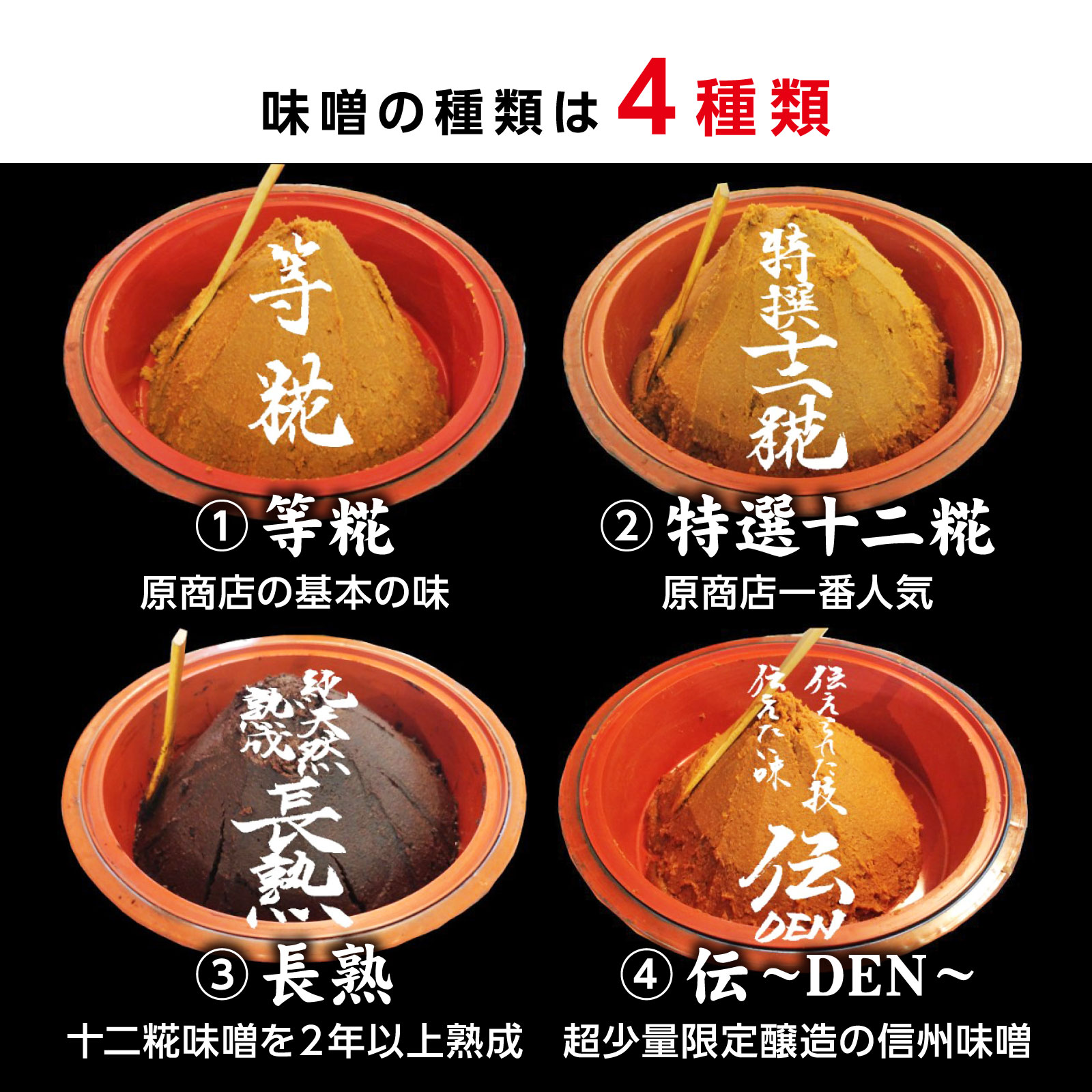 《長野県》原商店 信州イゲタ味噌