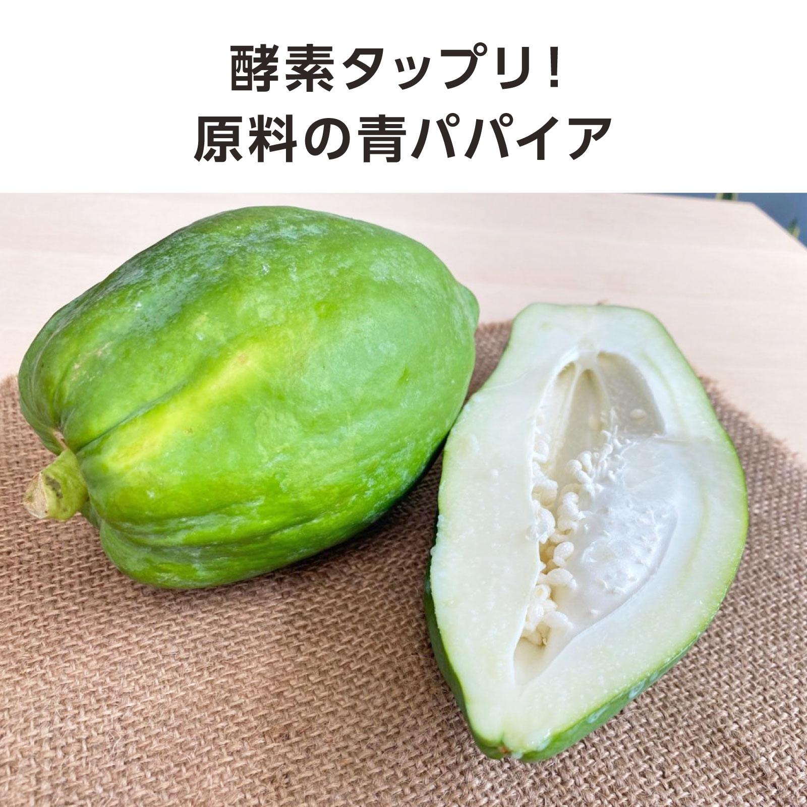 <宮崎県>パパイア王子の青パパイア茶