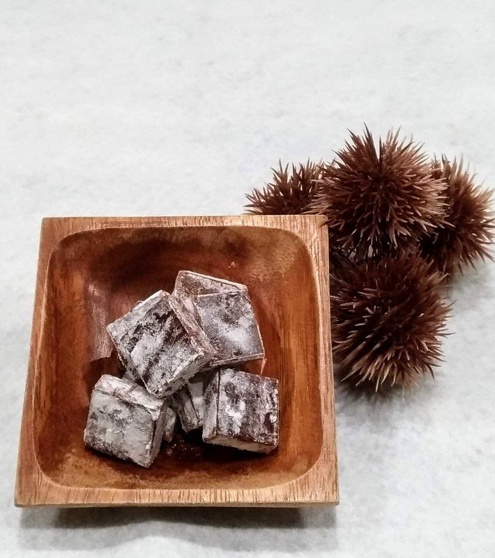 【秋冬シーズン限定】Briqueブリック(生チョコ)/マロン