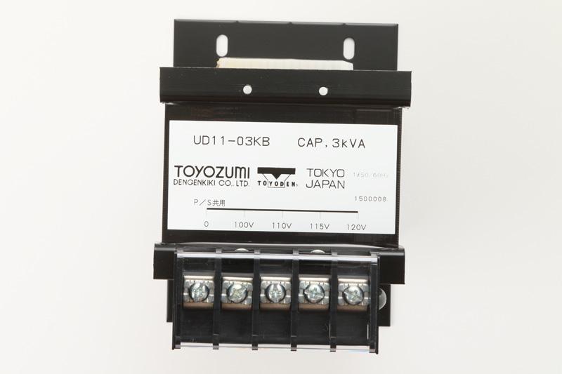 【#195002】トランス 3kW 100V-120V