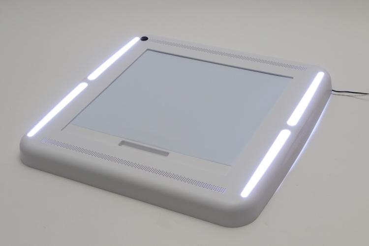 【#034117】マックスシェードプラス LED付き