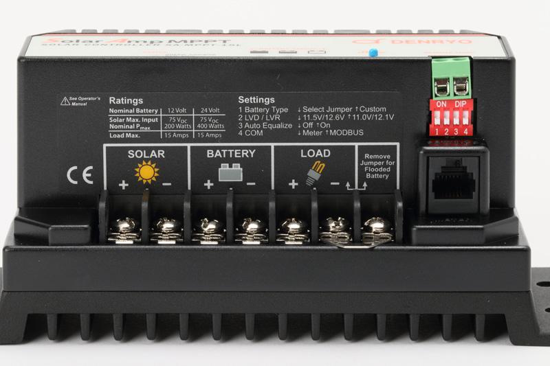 【# 202033】MPPT制御型ソーラーコントローラー