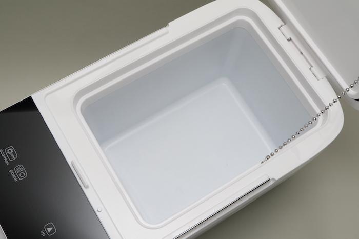 【#162090】CAMFY ポータブル 2WAY冷蔵庫 26L