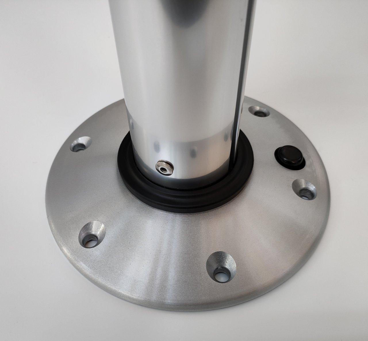 【#061021】CAMFY ホールディングテーブルポール 伸縮タイプ