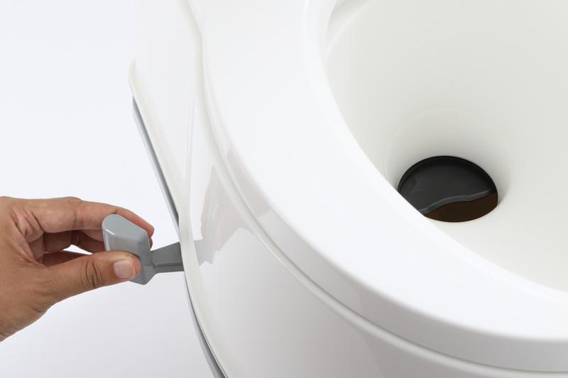 【#144081 / #144082】ポータブルトイレ PP565