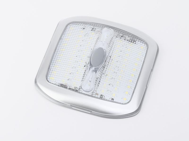 【#211043】LEDシーリングランプ 60LED+6blueLED