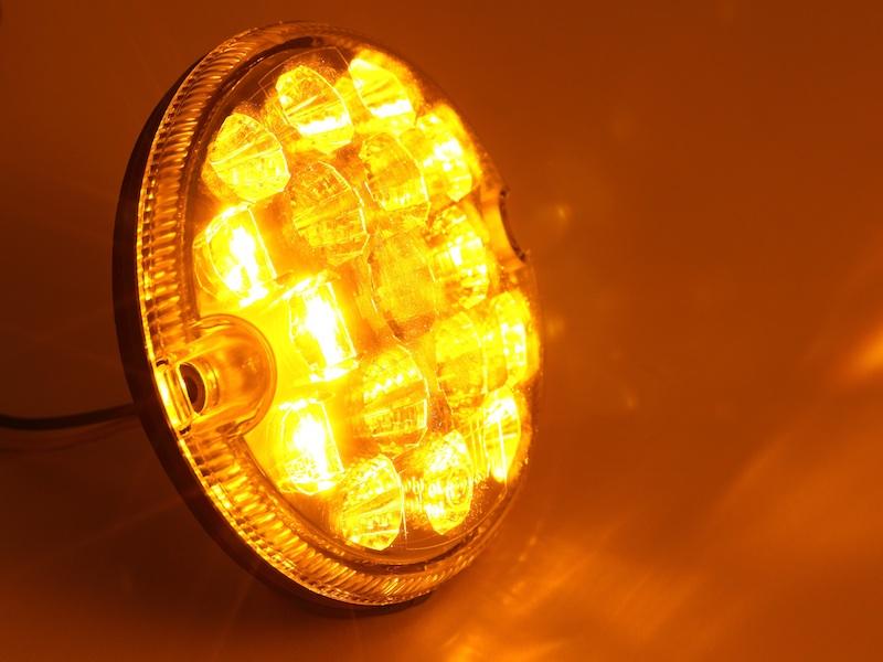 【#211066】LED丸形テールランプ(ウィンカー)