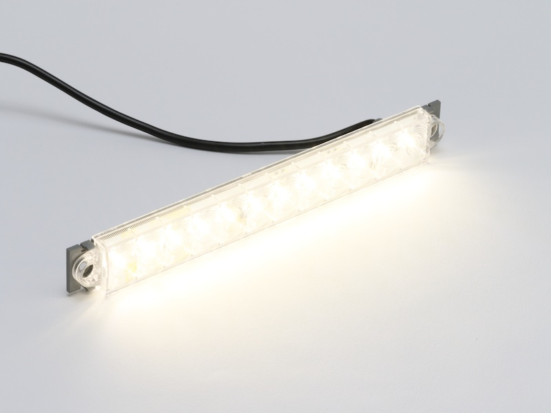 【#47665】JOKON LEDテールランプ252mmリバース