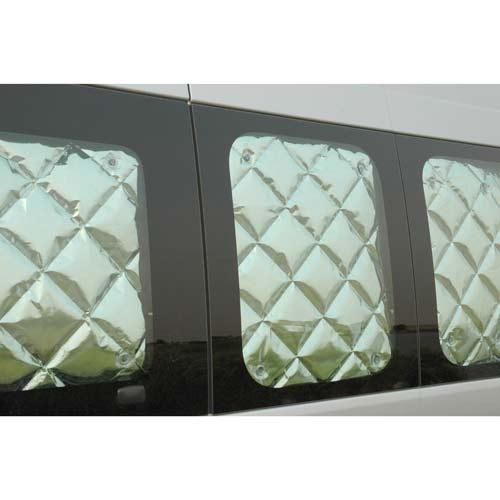MITSUBISHI車用 マルチシェード フロントセット