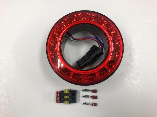 【#211143】HELLA LEDリングモジュール /テール&ストップ 12V