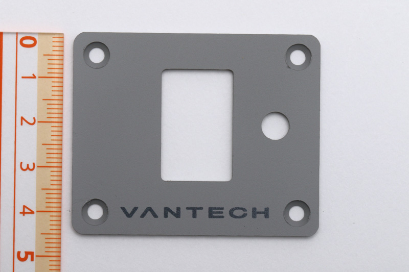 【182030】スイッチパネル バンテック名入 (LED埋め込み仕様)