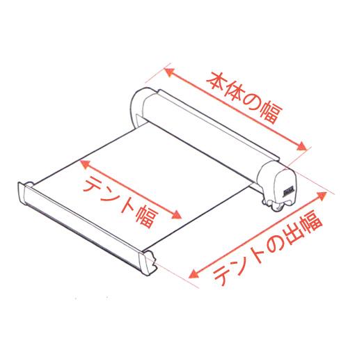 【#021241】フィアマ オーニング  F45S 300