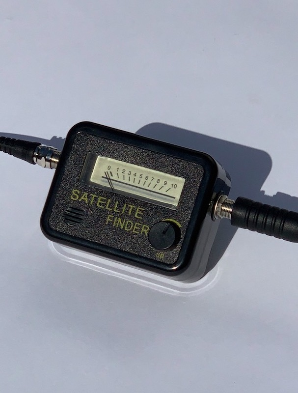 【#231083】BS/CS フラットパッチアンテナ DACP-3510