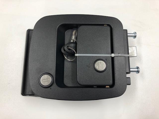 【#031111】リバーサイド・エントランスドア用ドアロック Assy