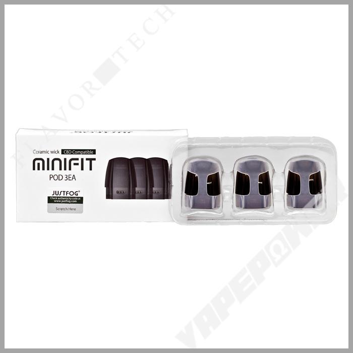 MINIFIT KIT [日本語説明書付き] 【JUSTFOG】 ミニ フィット キット ジャスト フォグ